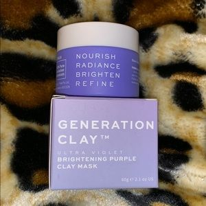 🆕 Generation Clay Ultra Violet Purple Clay Mask